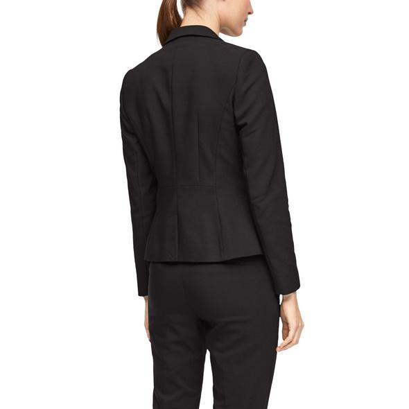 Taillierter Blazer im Slim Fit - Blazer