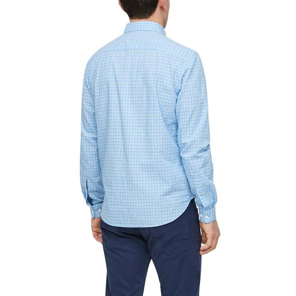 Regular: Hemd mit Karomuster - Hemd