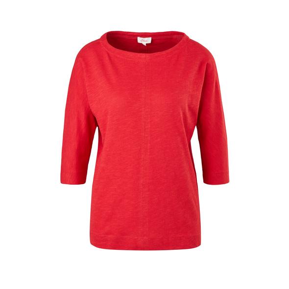 Shirt mit Fledermausärmeln - Jersey-Shirt