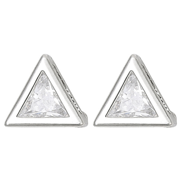 Schmuckset - Sparkling Triangle