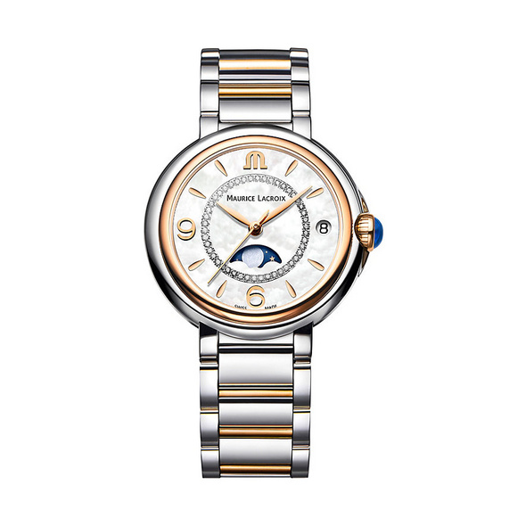 Maurice Lacroix Damenuhr Fiaba Date Moonphase