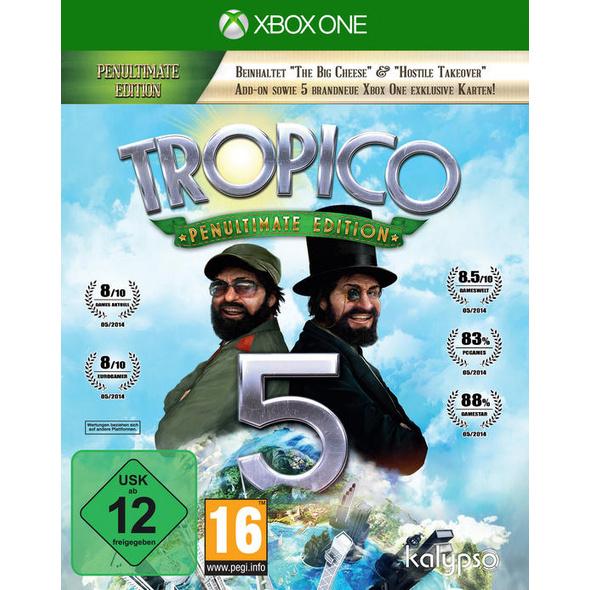 Tropico 5 Penultimate Edition