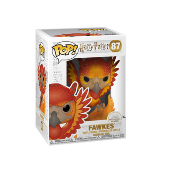 Harry Potter - POP!-Vinyl Figur Fawkes