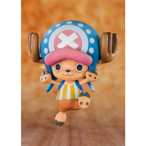 One Piece - Statue Zuckerwatten-Liebhaber Chopper