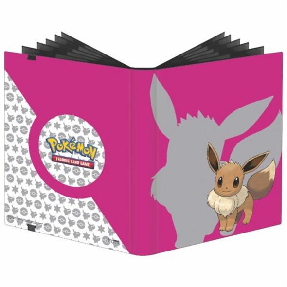 Pokémon Sammelkartenspiel: Sammelalbum Evoli