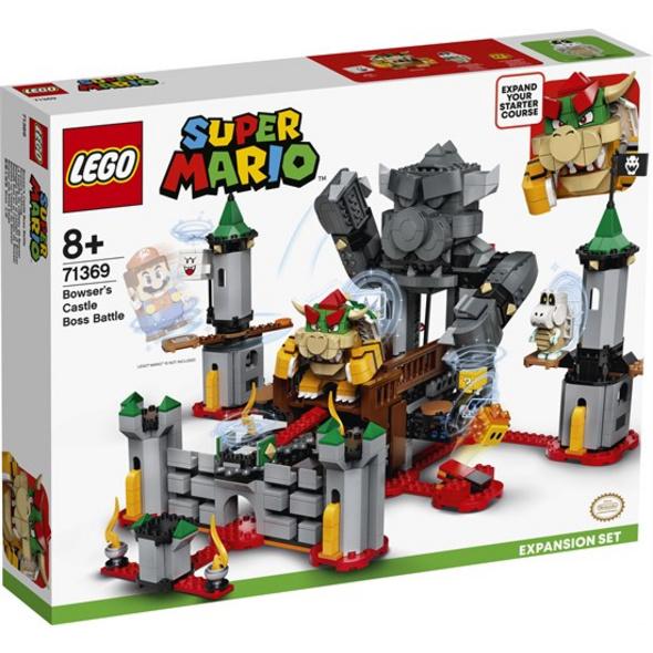 LEGO® Super Mario Bowsers Festung – Erweiterungsset - 71369