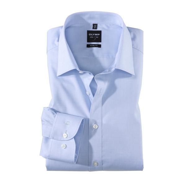 OLYMP Level Five Hemd, body fit, New York Kent