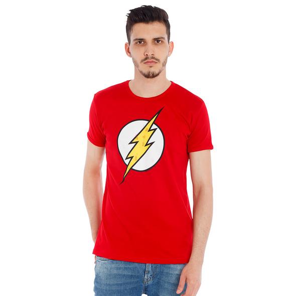 DC - Flash Logo T-Shirt