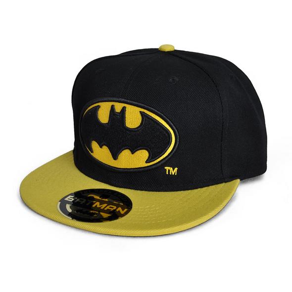 Batman - The Dark Knight Logo Snapback Cap