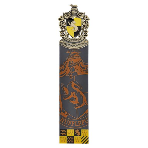 Harry Potter - Hufflepuff Lesezeichen gelb