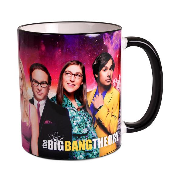 Big Bang Theory - Collage Tasse