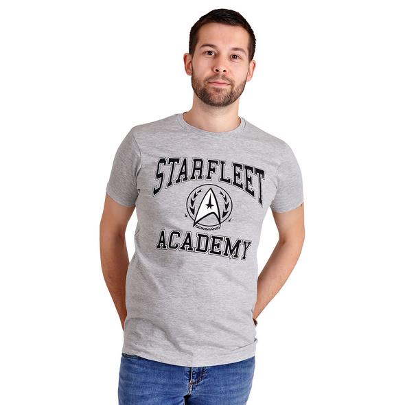 Star Trek - Starfleet Academy T-Shirt grau