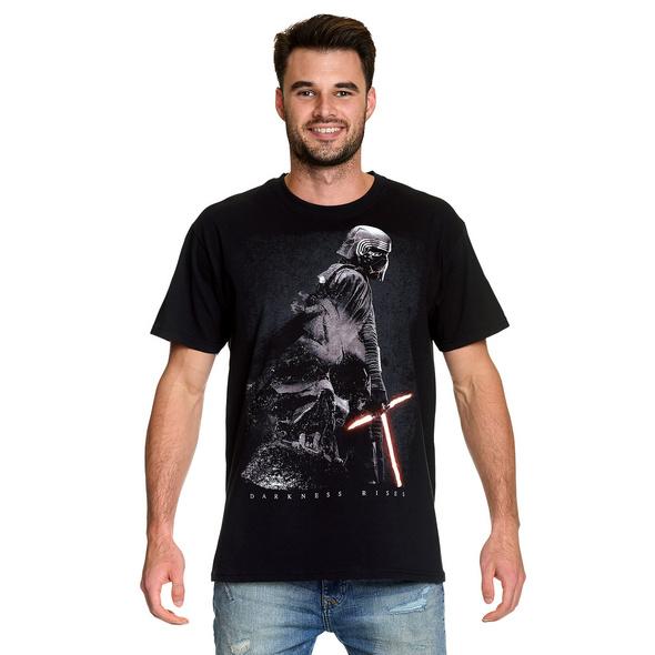 Star Wars - Darkness Rises T-Shirt schwarz