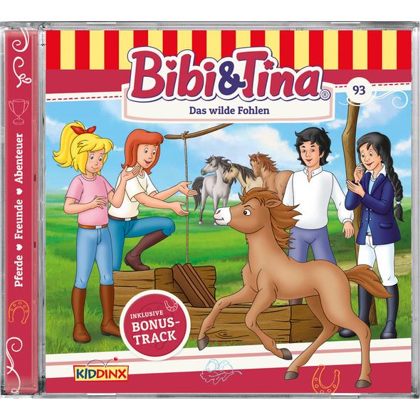 Bibi und Tina 93: Das wilde Fohlen