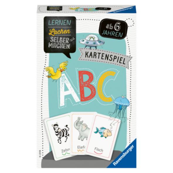 Lernen Lachen Selbermachen: Kartenspiel ABC