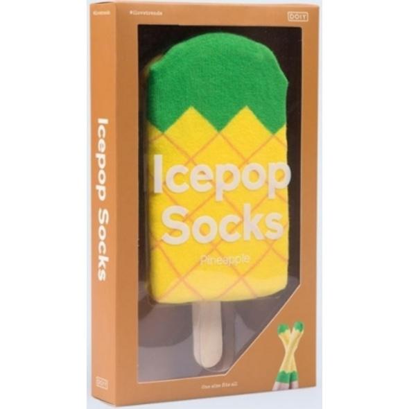 Socken - Icepop Socks - Pineapple