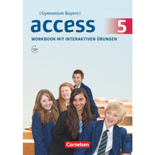 Access - Bayern 5. Jahrgangsstufe - Workbook mit i