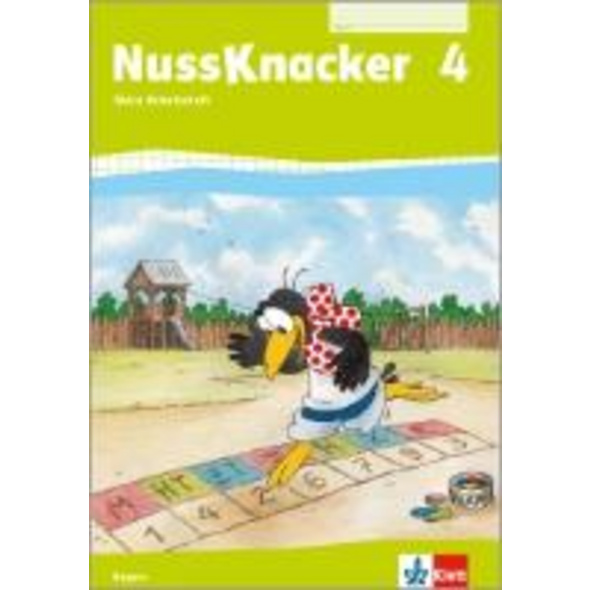 Der Nussknacker. Arbeitsheft 4. Schuljahr. Ausgabe