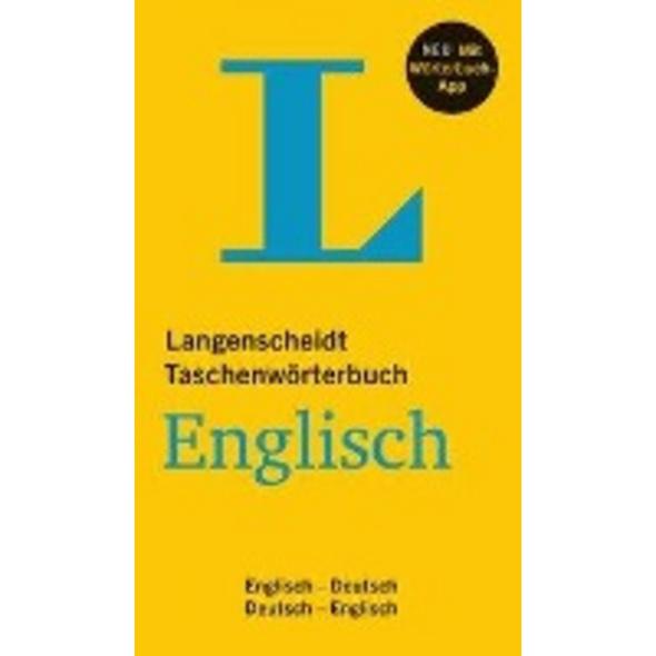 Langenscheidt Taschenwörterbuch Englisch - Buch un