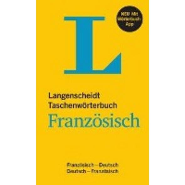 Langenscheidt Taschenwörterbuch Französisch - Buch