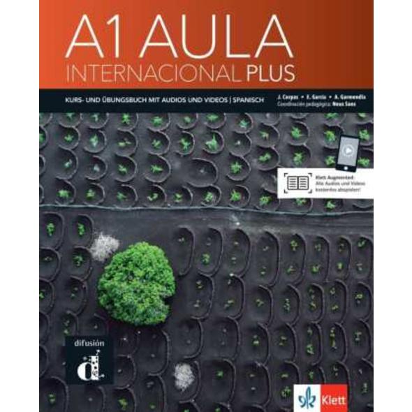 Aula Internacional Plus 1  A1 .Kurs- und Übungsbuc