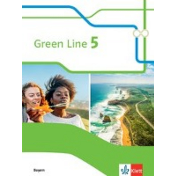 Green Line 5. Ausgabe Bayern. Schülerbuch 9. Klass