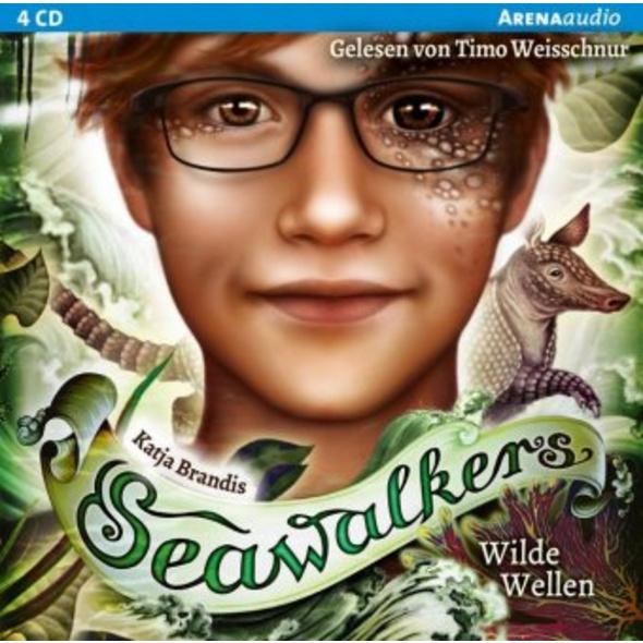 Seawalkers  3 . Wilde Wellen