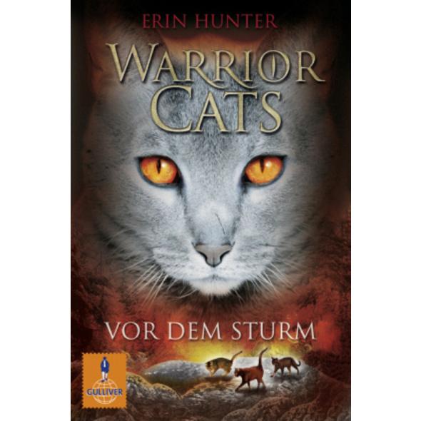 Warrior Cats Staffel 1 04. Vor dem Sturm