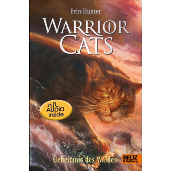 Warrior Cats. Die Prophezeiungen beginnen - Geheim