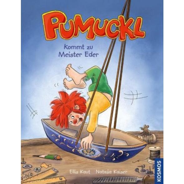 Pumuckl Bilderbuch  Pumuckl kommt zu Meister Eder