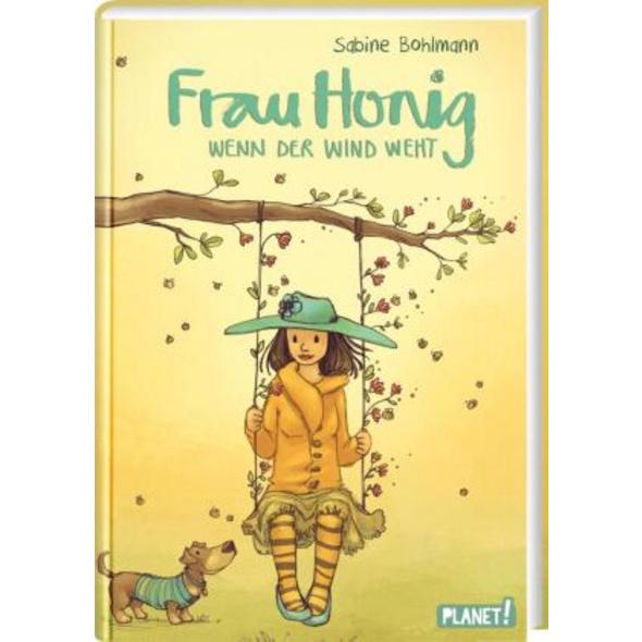 Frau Honig 3: Wenn der Wind weht