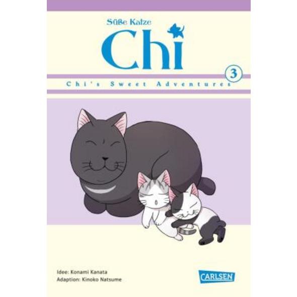 Süße Katze Chi: Chi s Sweet Adventures 3