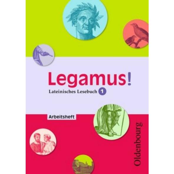 Legamus! 9. Jahrgangsstufe. Arbeitsheft Band 1