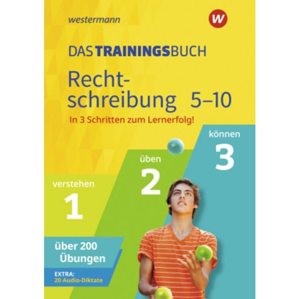 Das Trainingsbuch - Ausgabe 2020. Rechtschreibung