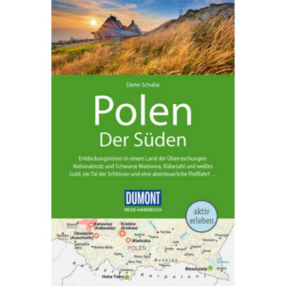 DuMont Reise-Handbuch Reiseführer Polen, Der Süden
