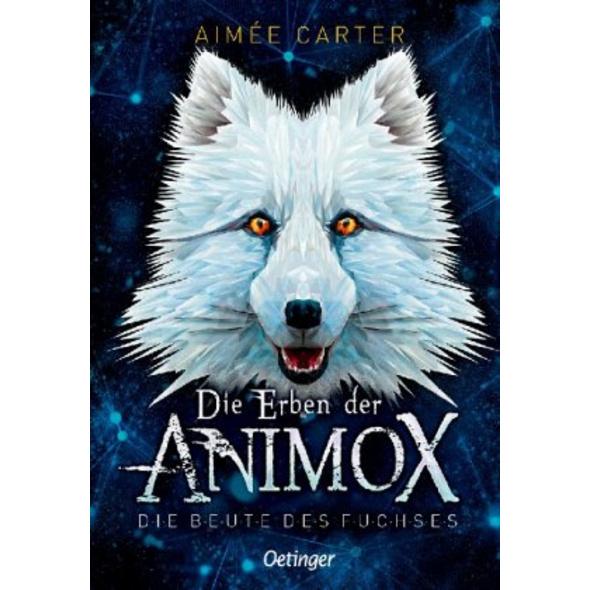 Die Erben der Animox. Die Beute des Fuchses