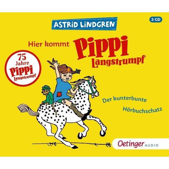Hier kommt Pippi Langstrumpf!