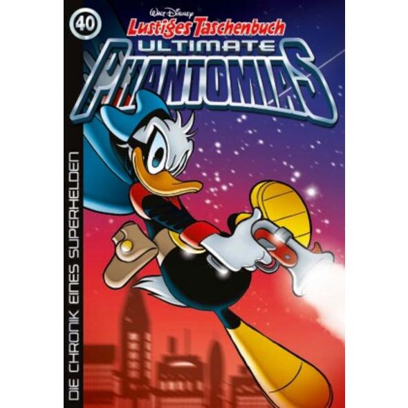 Lustiges Taschenbuch Ultimate Phantomias 40