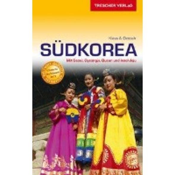 Reiseführer Südkorea