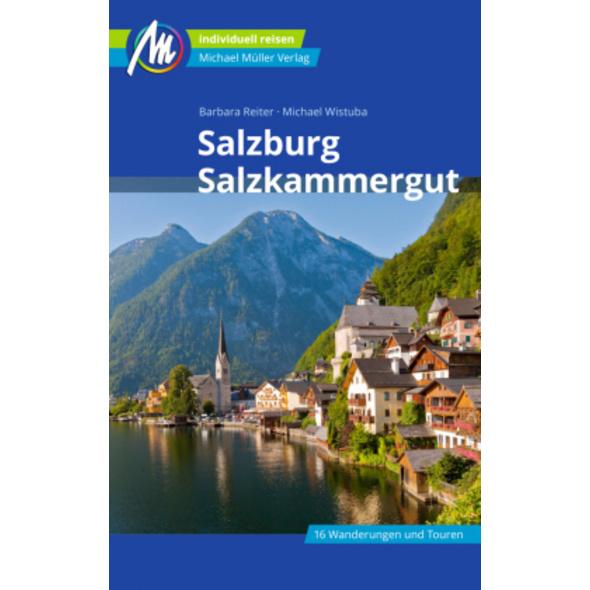 Salzburg   Salzkammergut Reiseführer Michael Mülle