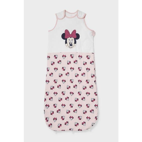 Minnie Maus - Baby-Schlafsack - Bio-Baumwolle