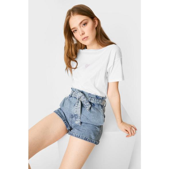 CLOCKHOUSE - Jeans-Shorts