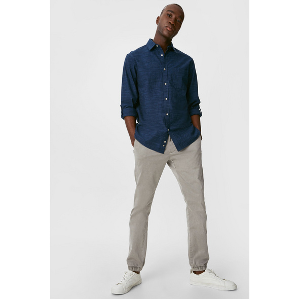 Stoffhose - Tapered Fit