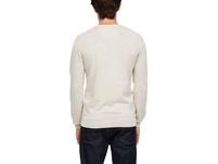 Pullover mit Logo-Stickerei - Pullover