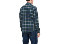 Slim: Hemd mit Karomuster - Hemd