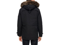 Wattierte Jacke mit Cargotaschen - Winterjacke