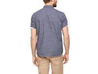 Regular: Hemd aus Baumwolle - Kurzarmhemd
