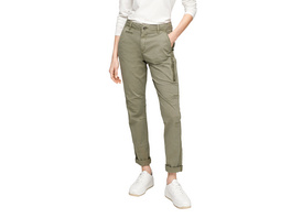 Regular Fit: Chino mit Zip-Detail - Chino