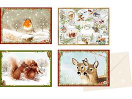 Mini-Adventskalender - Marjoleins Weihnachtsgrüße