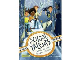 School of Talents 2: Zweite Stunde: Stromausfall!